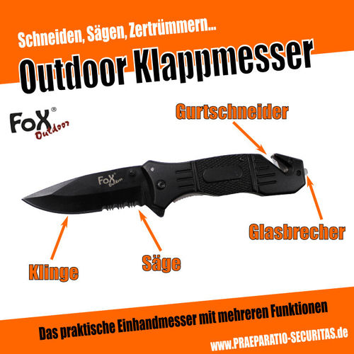 Outdoor Klappmesser