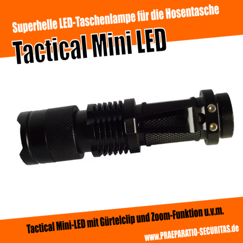 Tactical Mini-LED